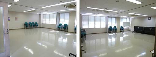 中研究室・青年部研究室開放時